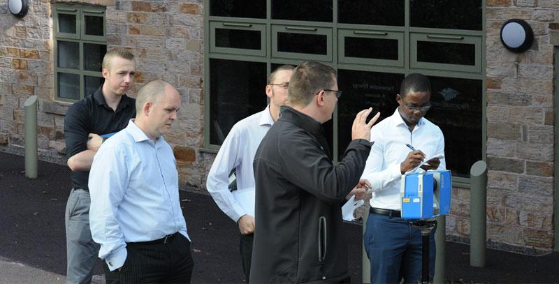 Faro Focus3d Laser Scanner Training Courses